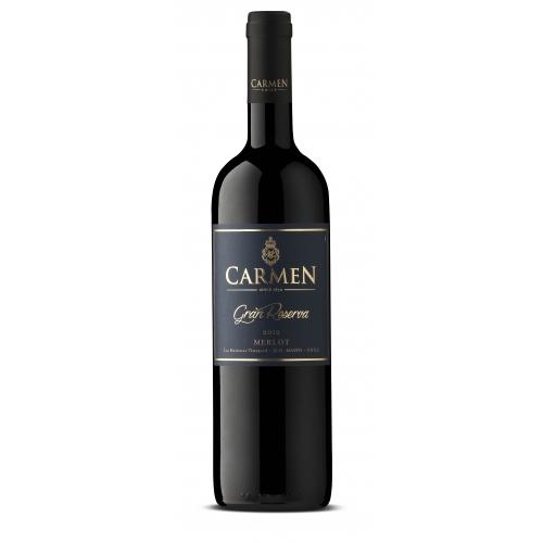 Caja 6 unidades Carmen Gran Reserva Merlot ($4.990 c/u)