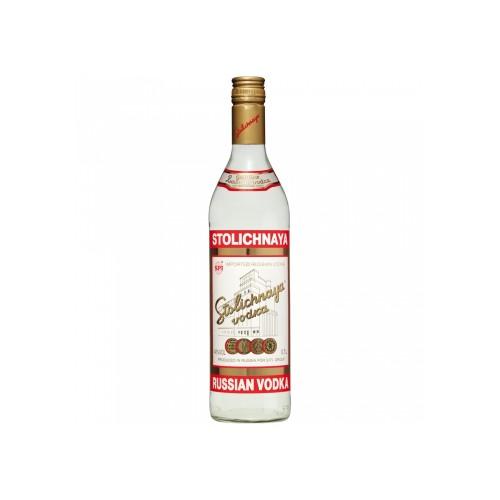 Vodka Stolichnaya 750 cc