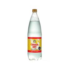 6 unidades de Agua Tónica Canada Dry 1.5 lts. ($1.590 c/u)