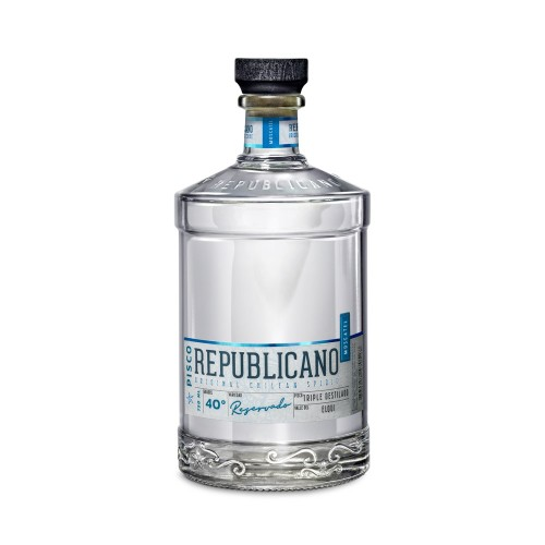 Pisco Republicano Reservado Triple Destilado 40°