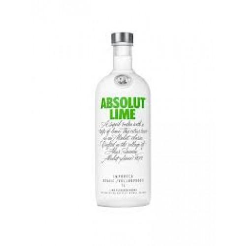 Vodka Absolut Lima