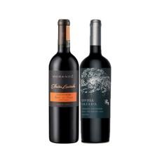Pack 3 botellas Morandé Edición Limitada + 3 Odfjell Orzada ($7.990 c/u)