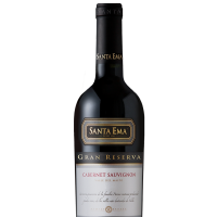 Caja 6 unidades Santa Ema Gran Reserva Cabernet Sauvignon ($5.990 c/u)