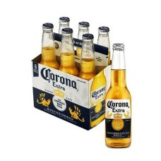 Pack 12 botellas Corona 330cc ( $790c/u)