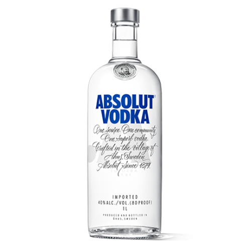 Absolut Blue 1.000cc (LITRO)