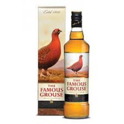 Whisky The Famous Grouse 750 cc