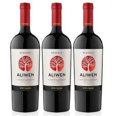 Aliwen Cabernet, Caja de 6 unidades ($2.990 c/u)