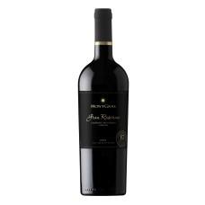 Caja de 6 unidades MontGras Gran Reserva Etiqueta Negra, vino exclusivo ($4.990 c/u)