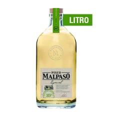 2 Botellas Pisco Mal Paso 1.000 cc ($5.990 c/u)