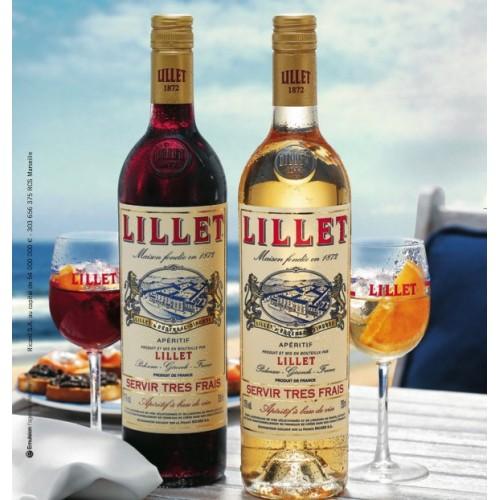 Vermouth Lillet ( Solo Tinto)