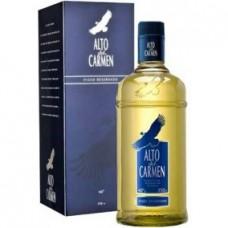 Caja de 6 Alto del Carmen 40° Reservado Azul, 750 cc ($4.990 c/u)