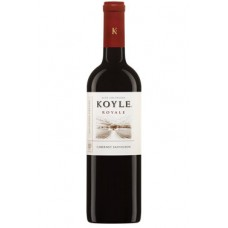 Caja de 6 unidades Koyle Royale Cabernet Sauvignon ($8.990 c/u)