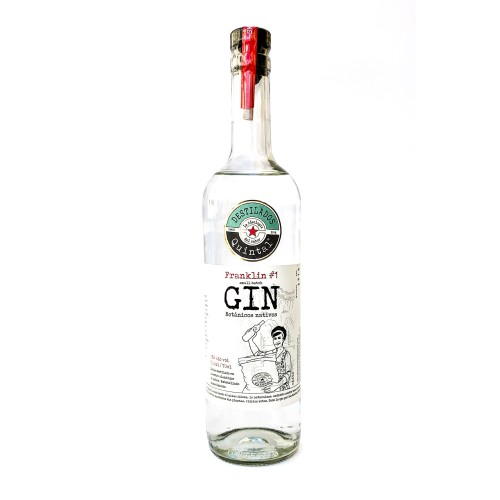 Gin Quintal Franklin #1