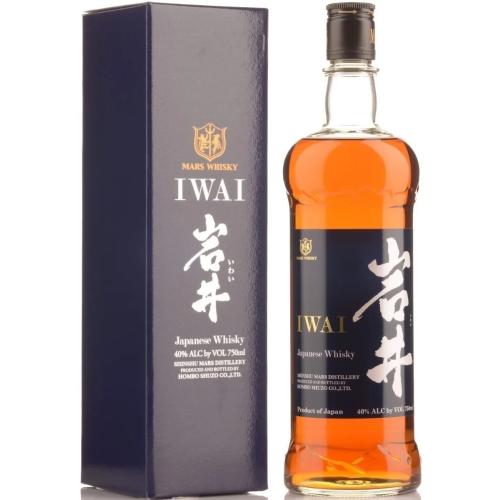 Whisky Japones Iwai