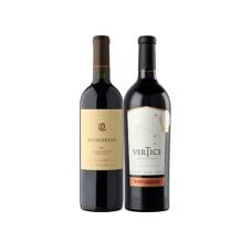 Pack 3 botellas Ventisquero Vertice + 3 El Principal Memorias ($12.990 c/u)
