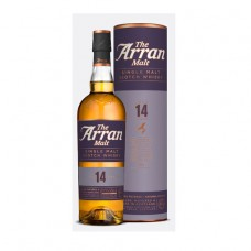 THE ARRAN 14 AÑOS 700ML.46°BOX