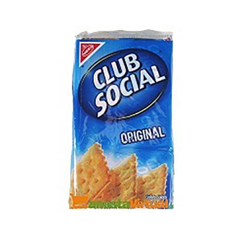GALLELLAS CLUB SOCIAL PAQ.9 UNID.ORIGINAL