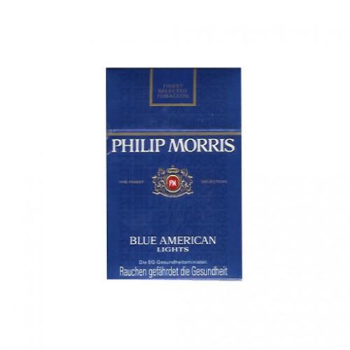 Cartòn de 10 Unidades Caja de 10 Unidades PHILIPS MORRIS BLUE BOX 20 UNID.
