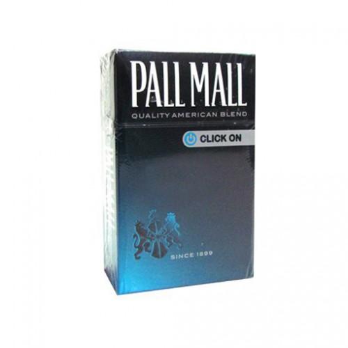 Cartòn de 10 Unidades PALL MALL CLICK ON 7 MG.BOX 20 UNID.