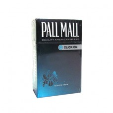 Cartòn de 10 Unidades Caja de 10 Unidades PALL MALL CLICK ON 20 UNID.