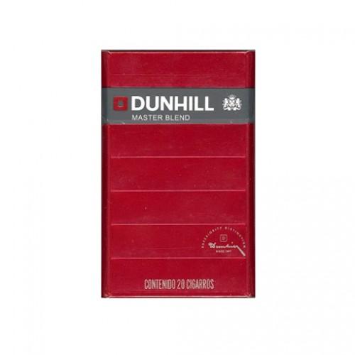 Cartón de 10 Unidades DUNHILL MASTER BLEND 20 UNID.BOX ROJO