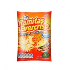 RAMITAS S/QUESO MANTEQUILLO 120 GRS EVERCRISP
