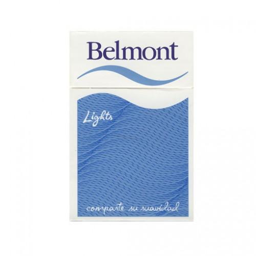 Cartón de 10 Unidades Caja de 10 Unidades BELMONT LIGHT 20 UNID.BOX WITH KENT