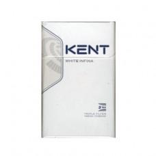 Cartón de 10 Unidades Caja de 10 Unidades KENT WHITE 20 UNID