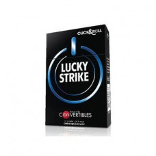 Cartón de 10 Unidades LUCKY STRIKE DOBLE CLICK WILD 20 UNID.