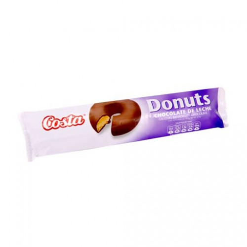 DONUTS CHOCOLATE LECHE COSTA 100 GRS