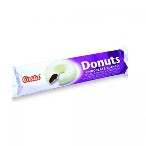 DONUTS CHOCOLATE BLANCO COSTA 100 GRS