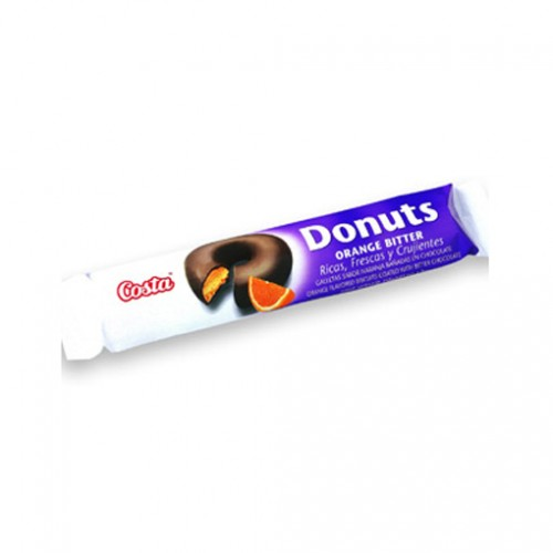 DONUTS ORANGE BITTER 100 GRS COSTA