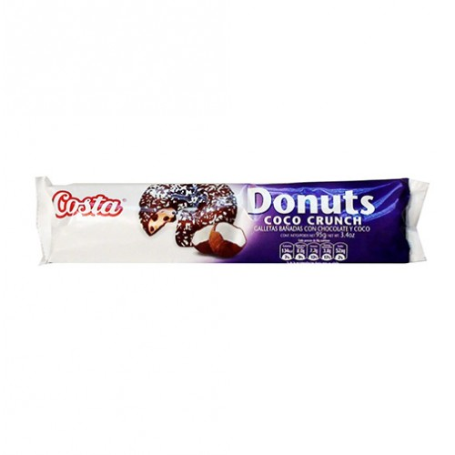 DONUTS COCO CRUNCH 100 GRS