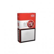 Cartòn de 10 Unidades Caja de 10 Unidades L&M BOX 20 UNID.(ROJO)