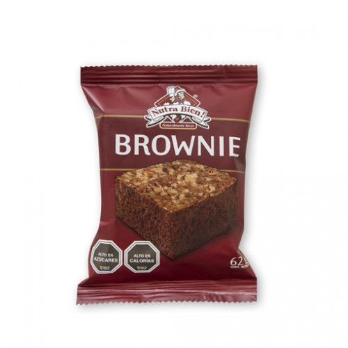 QUEQUE BROWNIE 62 GRS NUTRA BIEN
