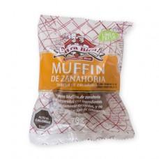 MUFFIN DE ZANAHORIA 70 GRS.NUTRA BIEN
