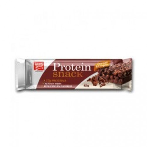 BARRAS DE PROTEINAS CHOCOLATE 42 GRS