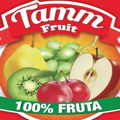 Caja de 6 unidades JUGO 100% FRUTA TAMM 475CC KIWI-MANZANA