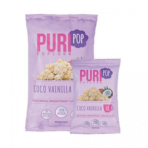 PURIPOP  COCO VAINILLA 25 GR