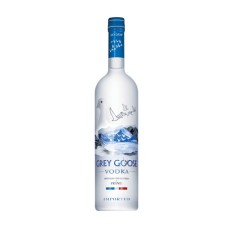 VODKA GREY GOOSE 750 ML. BLUE