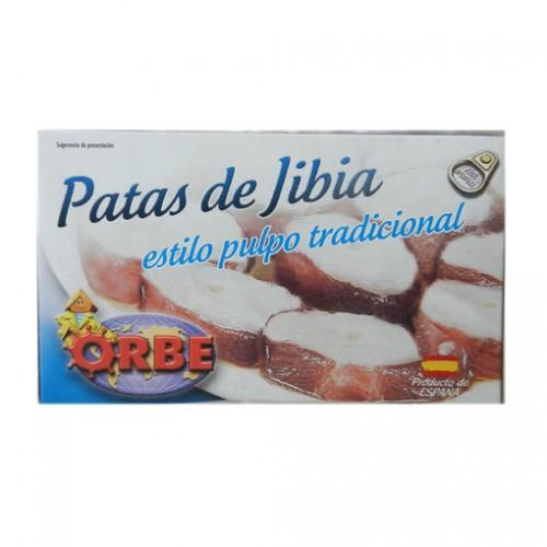 PATAS DE JIBIA ORBE