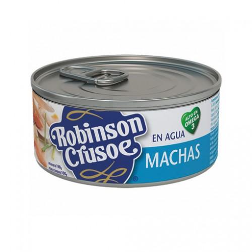 MACHAS EN AGUA ROBINSON CRUSOE 190 GR