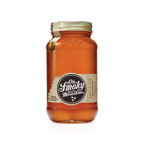 WHISKEY OLE SMOKY APPLE PIE